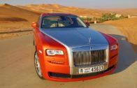 تجربة قيادة رولز-رويس غوست في صحراء ليوا
