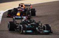 Bahrain GrandPrix 2021 Hamilton Verstappen