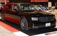 Toyota Century President Car Black