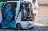 الكشف عن أول مركبة ذاتية القيادة تعمل بالهيدروجين في العالم